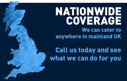 Nationwide Coverage - Plant Hire