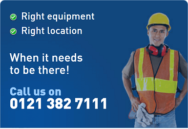 call-us Plant Hire Birmingham and Nationwide